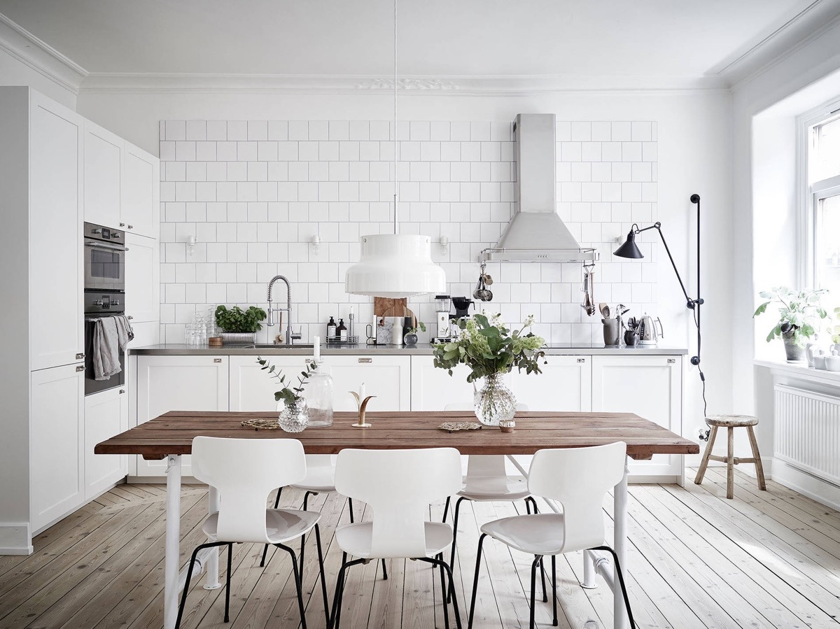 5 decorating tips for kitchens