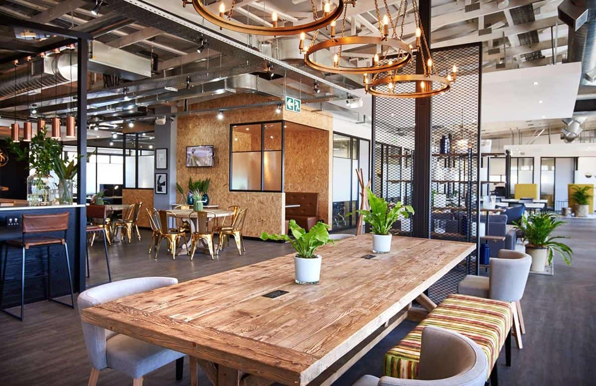7 coworking spaces ideas